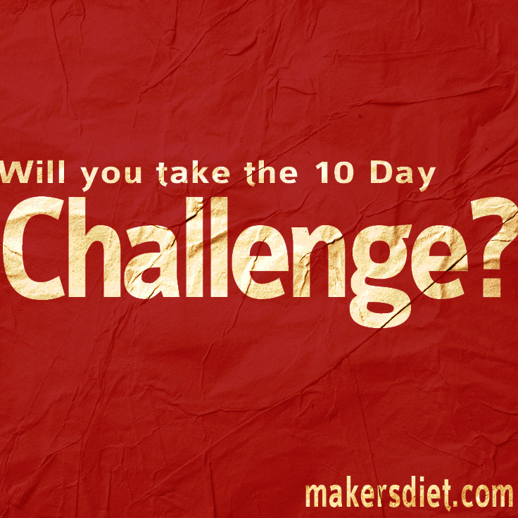 Will You Take The 10 Day Challenge?