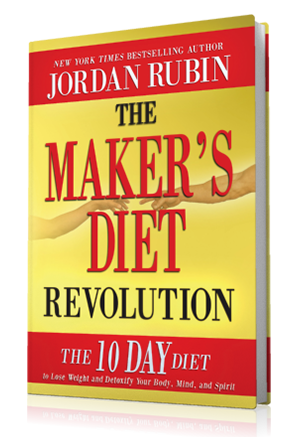 Maker's Diet Book Image